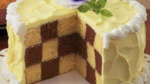 checkerboard-cake